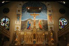 Check out https://www.saintcolumbachelsea.org!  St Columba Church & Parish, 343 West 25th Street, New York, NY 10001. Ph: 212-807-8876. Roman Catholic Archdiocese of New York.