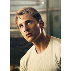 Most Handsome Archives - Mosthandsomeguys.com ❤ liked on Polyvore featuring home, kitchen & dining, captain america and steve rogers