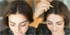 11 tricks to make your hair look perfect - How To Look Better, How To Make, Hair Looks, Your Hair, Cool Things To Buy, Hair Makeup, Beauty, Beautiful, Perfect Hairstyle