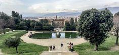 Boboli Gardens in Florence Golf Courses, Gardens, Italia, Tuin, Garden, Formal Gardens