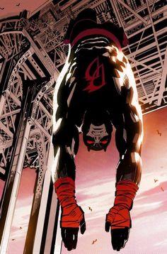 Daredevil by Ron Garney