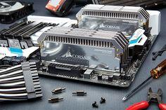 Corsair lança edição especial da memória Dominator Platinum DDR4 - Adrenaline