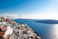 I need to start saving my pennies to go to Fira Santorini