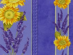 Provence Soleil - French tablecloths, french provence dishtowels ...