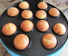 Rezept Vanille Cake Pops mit Schokotropfen - aus dem Cakepop Maker von fauschi - Rezept der Kategorie Backen süß