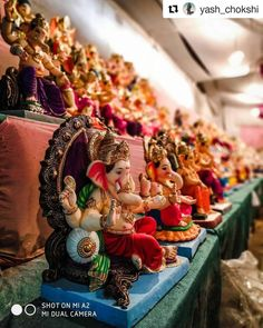Shree Ganesh, Ganesha Art, Buddha, Table Decorations, Collection, Home Decor, Decoration Home, Room Decor, Home Interior Design