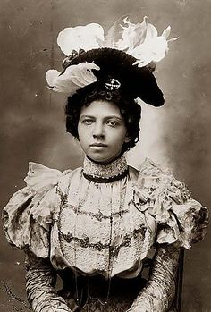 African American Woman | Portraits of African Americans from… | Flickr