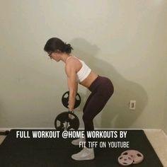Rutină de antrenament la domiciliu cu gantere - Exerciții la domiciliu
