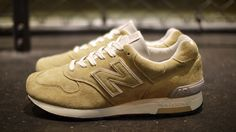 new balance M1400 「made in U.S.A.」 「LIMITED EDITION」 BE  http://www.facebook.com/DressShoesandSneaker  http://dressshoesandsneakers.tumblr.com/