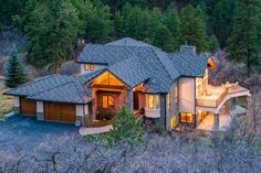 Extraordinary Property of the Day: Custom single-family residence with awe-inspiring views in Sedalia, CO