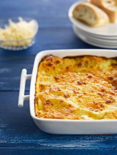 Lasagne classico http://njam.tv/recepten/lasagne-classico