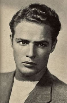 1946, during the time he was performing in Truckline Cafe. #MarlonBrando