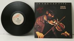 KEVIN BURKE, if the cap fits. THE BOTHY BANDS FIDDLER. - FOLK, FOLK ROCK, COUNTRY and folkish music! #LP Heads, #BetterOnVinyl, #Vinyl LP's