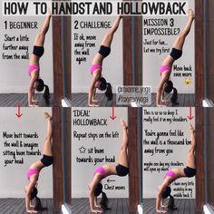 いいね!1,471件、コメント43件 ― Roxanne Ganさん(@roxanne_yoga)のInstagramアカウント: 「ASSISTED HOLLOWBACK HANDSTAND Check out my tutorial on Shoulder Opening/ Backbend Yoga Poses to…」