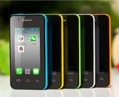 Mini Smartphone Táctil Con Android modelo 1074 - Mini Smartphone Tactil de 2.4 pulgadas.  En su interior lleva Android 4.2 lo que garantiza una experiencia agradable. Podrás instalar aplicaciones de Android (Whatsapp, Facebook, etc. Cámara de 5mpx para que realices asombrosas fotos. También puedes grabar tus vídeos y escuchar toda tu mús... - http://www.vamav.es/producto/mini-smartphone-tactil-con-androidmodelo1074/