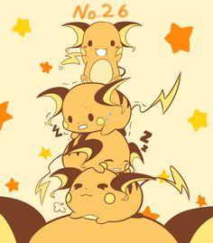 Raichu Dog Pokemon, Pokemon Stuff, Cute Pokemon, Pichu Pikachu Raichu, Anime Toon, Pokemon Champions, Illustration Art, Illustrations, Nerdy Things