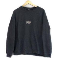 Yeezus Tour Sweatshirt as seen on Kourtney Kardashian