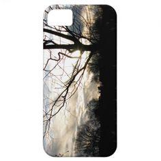 Winter sky iPhone 5 case