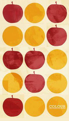 apples + oranges