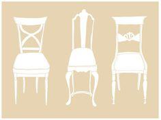 Interior - White Chairs