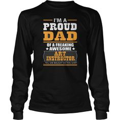 Best ART #TEACHER DADFRONT Shirt, Order HERE ==> https://www.sunfrog.com/Hobby/125252801-723588473.html?6432, Please tag & share with your friends who would love it , #renegadelife #christmasgifts #superbowl