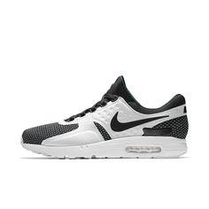 Nike Air Max Zero iD Men's Shoe Size 11.5 (White)