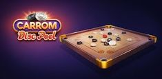 You playing carrom disc pool. Relive your childhood memories in this hit multiplayer *Carrom board game!* Carrom is an easy-to-play mu. Games To Play, Carrom Board Game, Pool Coins, Android Video, Android Hacks, Super Fun Games, Open Games, Pool Hacks