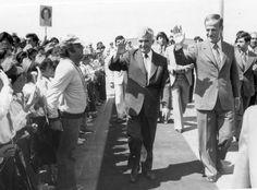 Hafez Assad President of Syria and Nicolae Ceausescu Former 1 President of Romania Syria, Presidents