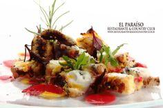 Restaurantes en Estepona El Paraíso Country Club.Fotografía de JULIEN BARRAY