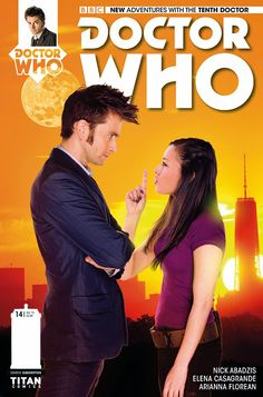 TITAN Comics Tenth Doctor Issue 14 Preview