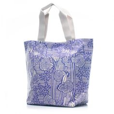Bags & Totes: Beach Bag Purple Plum $87