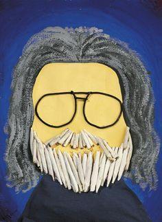 hanoch piven, Jerry Garcia