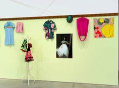 Dominique Gonzalez-Foerster: 'euqinimod & costumes' - The New York Times