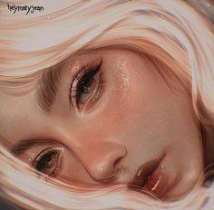 ảnh đẹp chất lượng có thể nhận order và trả ảnh trong vòng 1 tuần . #truyệnngắn # Truyện Ngắn # amreading # books # wattpad Digital Art Girl, Digital Portrait, Portrait Art, Art Anime Fille, Anime Art Girl, Pretty Art, Cute Art, Japon Illustration, Aesthetic Art