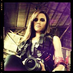 On set. Action film. Playing Ruby. Badass!! I love my life!! #hot #girl #set #film #action #Hot #Film #Girl #Mobli @ http://www.mobli.com/melissamars