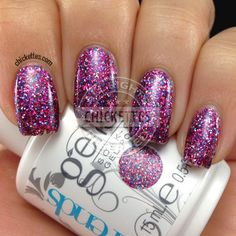 Gelish Trends: #PartyGirlProblems, Getting Gritty with It & Are You Feeling it?