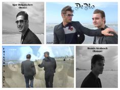 DeRo -- Dennis Grabosch und Igor Dolgatschew / A fun day at the beach together. Good Day, Roman, My Love, Beach, Fun, Fictional Characters, Buen Dia, Good Morning, Hapy Day