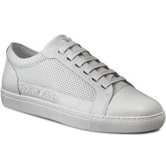 Sportcipő ARMANI JEANS - S935042 6A423 C07311 White Blanc De