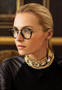 love those glasses