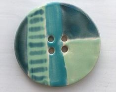Oval Ceramic ButtonsHandcrafted ButtonEarthen Clay ButtonDecorative Clay ButtonHandmade ButtonUnique ButtonArtisan ButtonOOAKOval