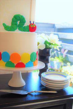 Hungry Caterpillar Cake Auckland $250