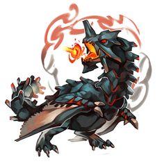Monster Hunter - Gravios