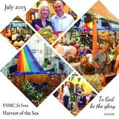 We welcomed Donna Birrell from BBC Radio Cornwall to help us celebrate our Harvest of the Sea.