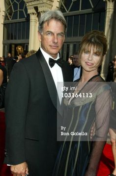 Mark Harmon and Pam Dawber. She looks terrific. What's she up to these days?