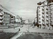 1940 táján, Böszörményi út, 12. kerület Budapest