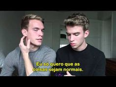 Gêmeos se assumem pro pai (Twins Come Out To Dad) video legendado