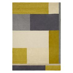 Buy John Lewis & Partners Riga Rug, Citrine, x from our Rugs range at John Lewis & Partners. Scandinavian Style Home, Carpet Flooring, Contemporary Rugs, Soft Furnishings, Dark Colors, John Lewis, Graphic Prints, Bedroom Decor, Bedroom Ideas