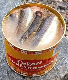 The dish 'Surströmming' originated with Swedish sailors in the 16th century. When they only had half the amount of salt needed to keep their fish fresh it began to rot. The sailors came across some Finnish islanders and decided to con them by selling the rotten fish to them. The Finns bought it and the sailors went away. A year later the Swedish sailors returned to the island and the locals asked if they had more rotten fish. The sailors decided to try it themselves, liked it and made more.