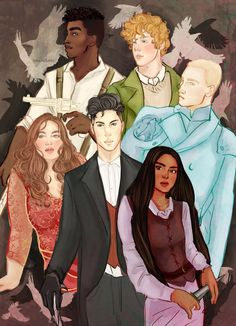 """noctefuror: """" I love this book and it´s characters and i dindn´t do them justice but i tried and i´m tired """""""