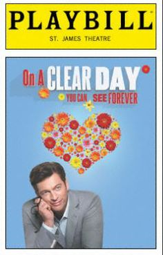 """""""On A Clear Day I can see Forever"""""""
